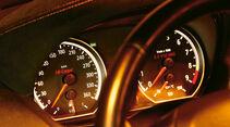 TJ-BMW 1er Coupé V10 SMG, Rundinstrumente
