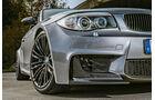 TJ-BMW Einser M Coupé V10, Frontscheinwerfer