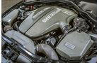 TJ-BMW Einser M Coupé V10, Motor