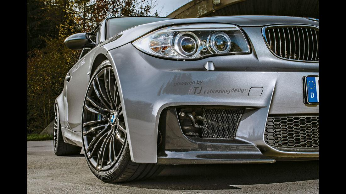 TJ-BMW Einser M Coupé V10, sport auto 12/2015