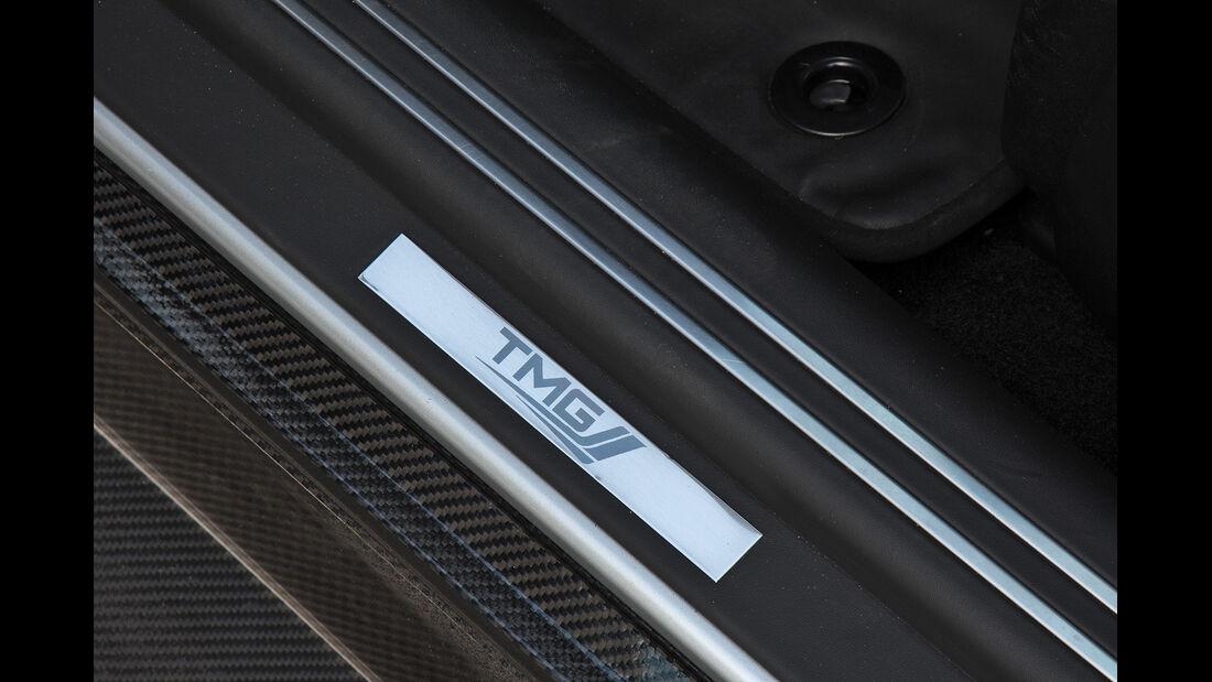 TMG-Lexus TS 650, Fußleiste