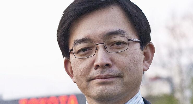 TOSHIAKI YASUDA