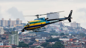 TV-Helikopter - Formel 1 - GP Brasilien - Sao Paulo - 15. November 2019