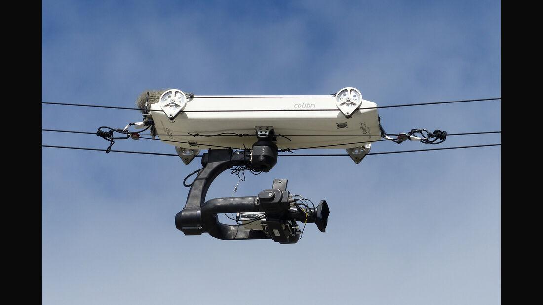 TV-Kamera - Formel 1 - GP England - Silverstone - 3. Juli 2014