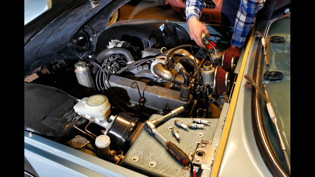TVR 2000 M, Motor