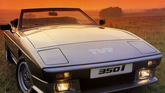 TVR 350, 1983 - 1985