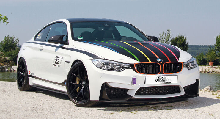 TVW Car Design, BMW M4 DTM Champion Edition