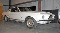 Tacoma 1968 Shelby Mustang GT350