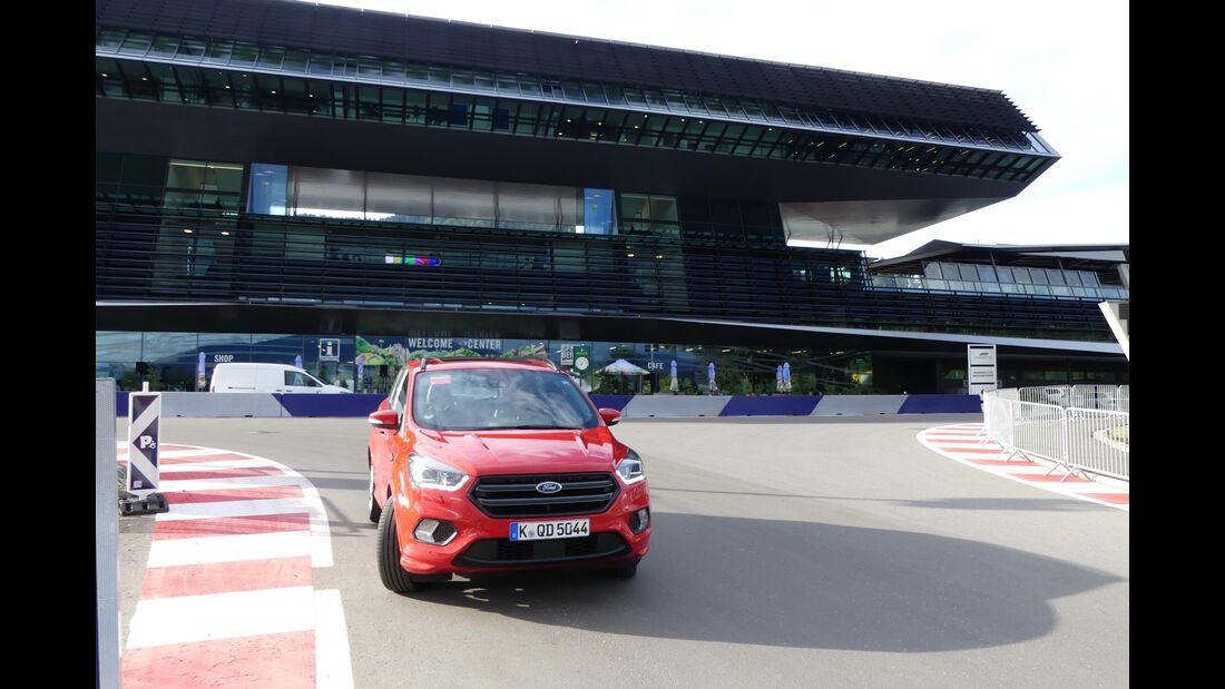 Tagebuch - Formel 1 - GP Österreich 2018