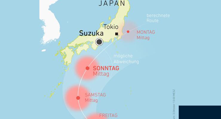 Taifun - GP Japan 2014