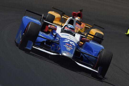 Takuma Sato - IndyCar - Indianapolis 2017