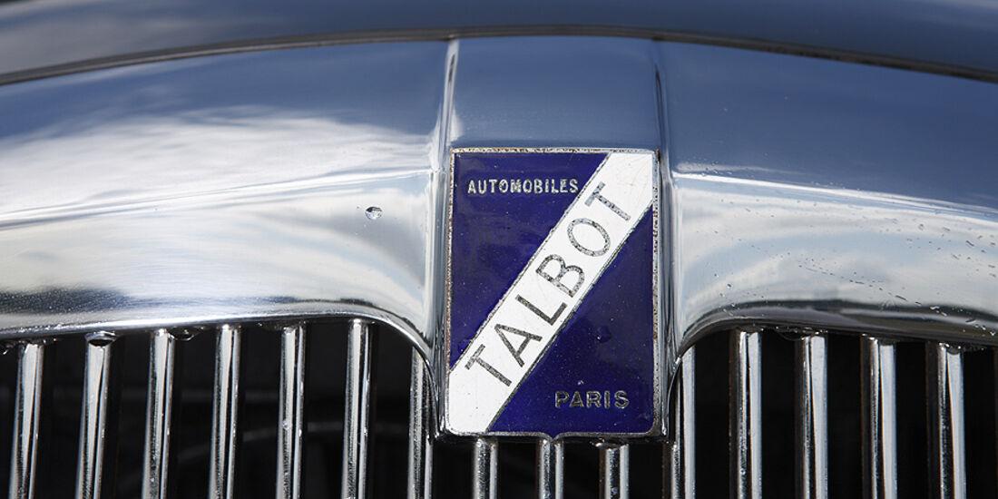 Talbot-Lago T 14 LS, Baujahr 1957