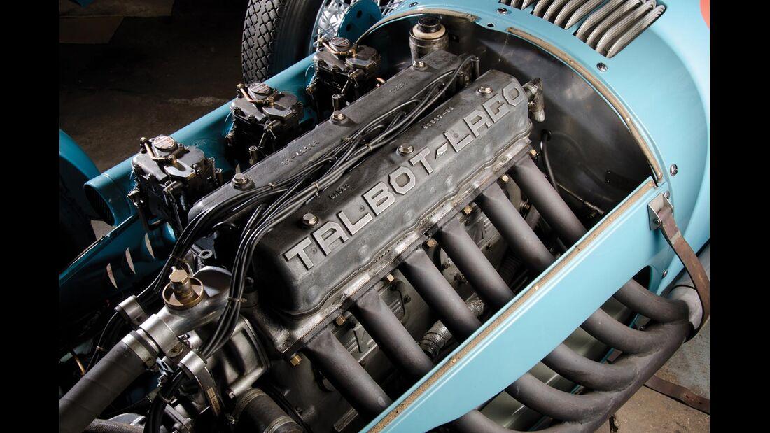 Talbot-Lago T26 Grand Sport RM Auctions Monaco 2012