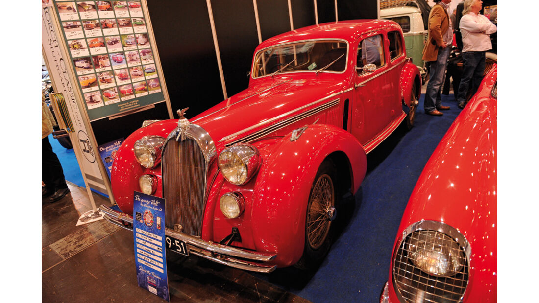 Talbot Lago T26 Record