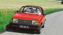 Talbot Samba Cabrio, Frontansicht