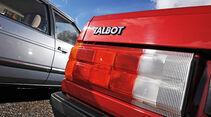 Talbot Tagora, Heckleuchte