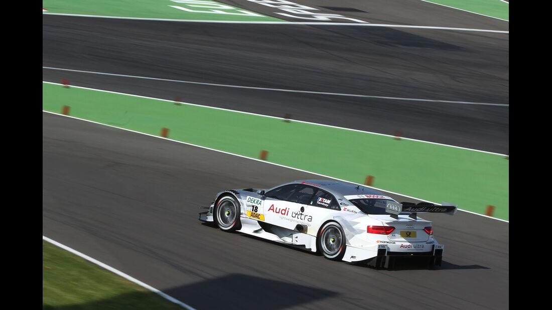 Tambay Audi DTM Lausitzring 2012