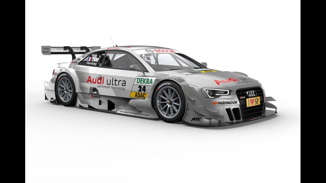 Tambay Audi RS5 DTM 2013