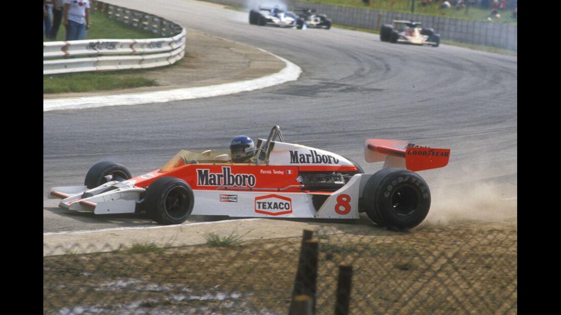 Tambay - McLaren 1978