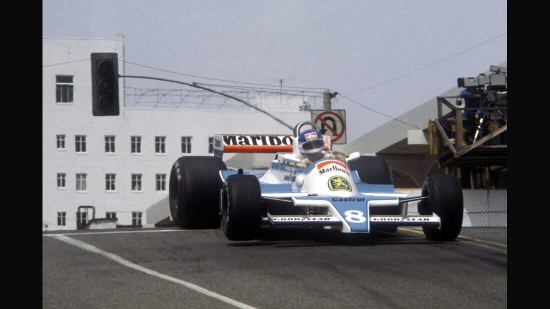 Tambay - McLaren 1979