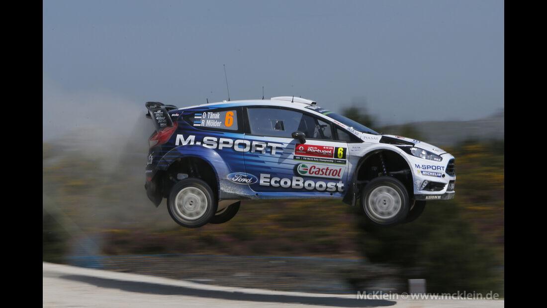 Tanak - Rallye Portugal 2015