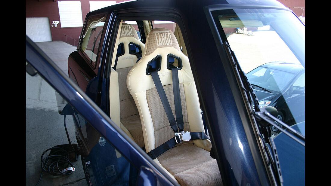 Tango T600 Elektroauto