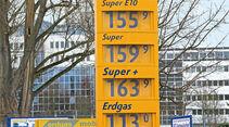 Tankstelle, Preise