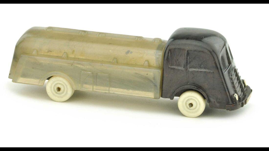 Tankwagen Fiat, misch-braun/misch-transparent Wiking