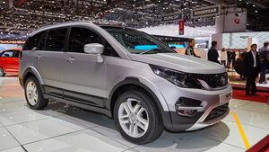 Tata Hexa Concept - Tata - Genfer Autosalon 2015