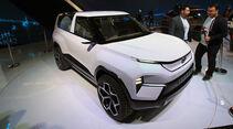 Tata Motors HBX Showcar und Sierra EV Concept