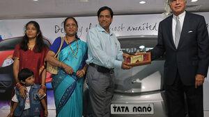 Tata Nano Ashok Raghunath Vichare