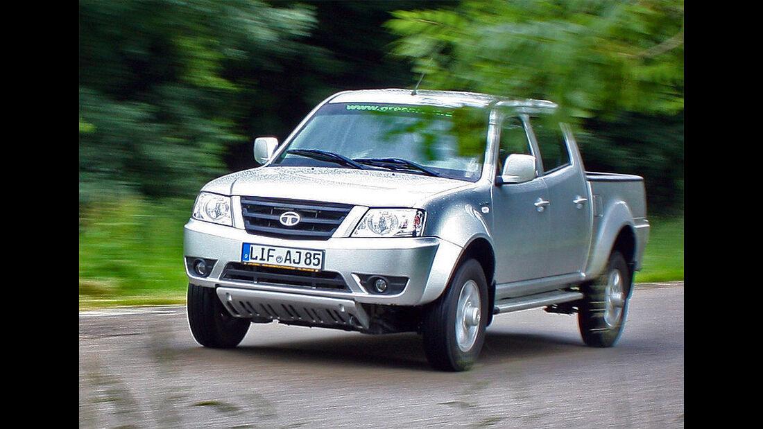 Tata Xenon Pickup 2010