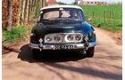 Tatra 603, Frontansicht