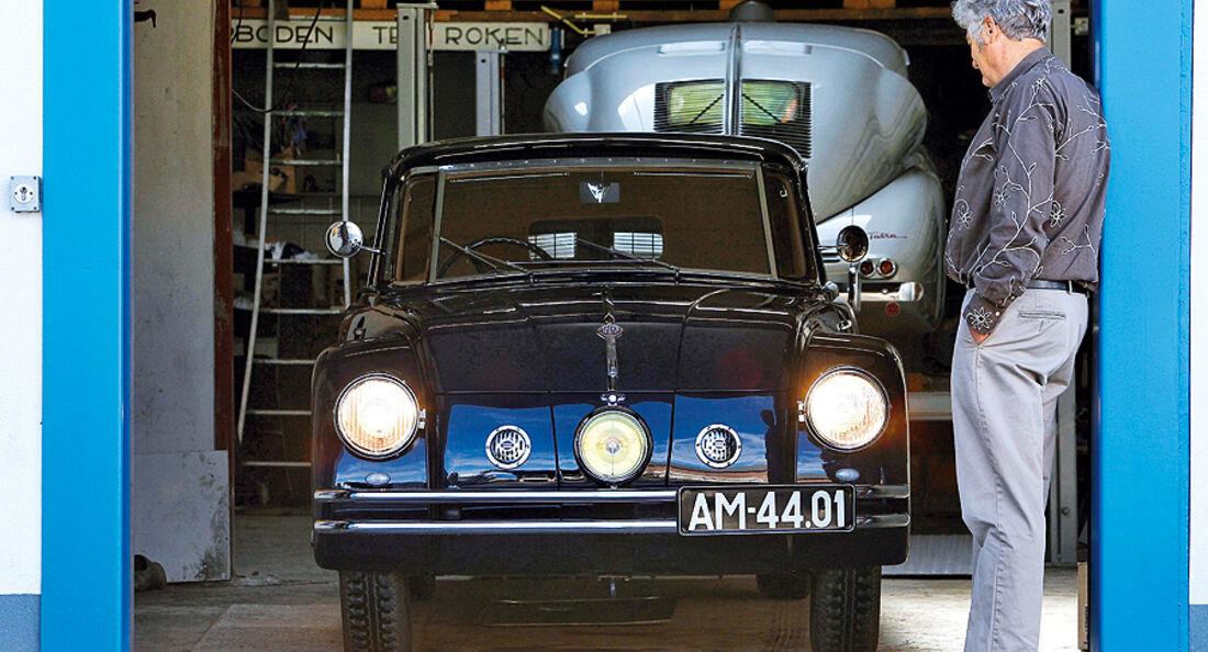 Tatra T 77a, Front, Kees Smit