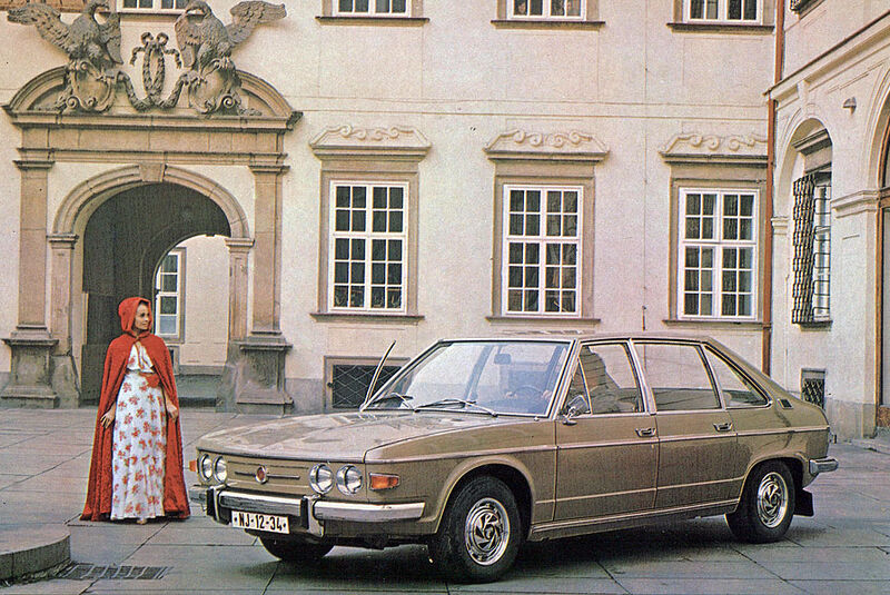 Tatra T613 1969