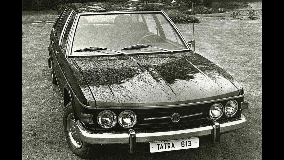 Tatra-T613 1974–80