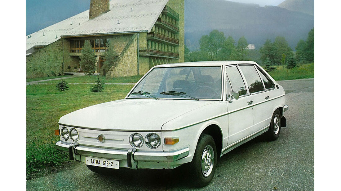 Tatra T613-2 1980-1984