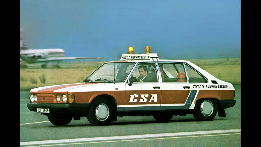 Tatra- T613-3 Runway-Tester