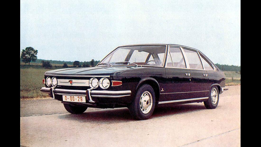 Tatra-T613-Prototype 1970