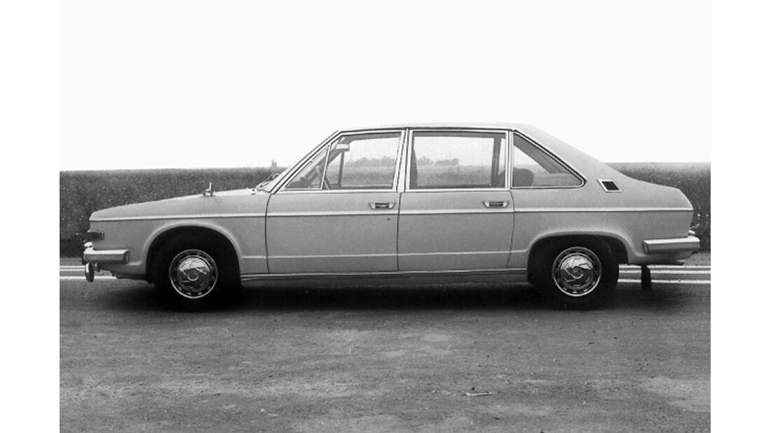 Tatra-T613-Prototype 1971