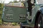 Tatra T80, Fahrertür, Türbekleidung