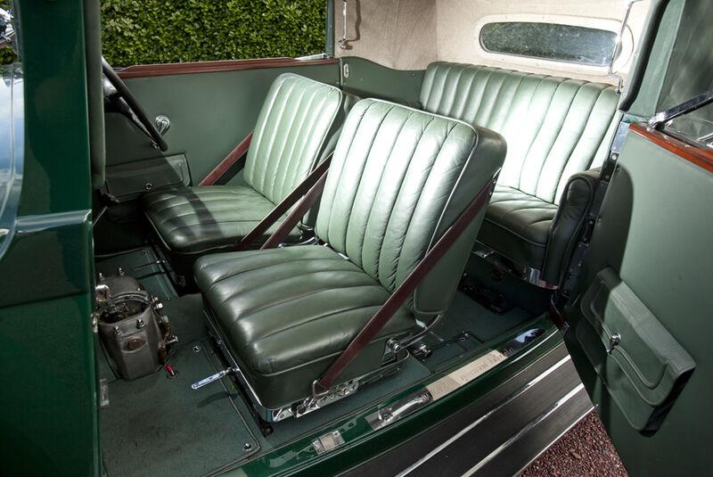 Tatra T80, Sitze, Fahrersitz, Innenraum