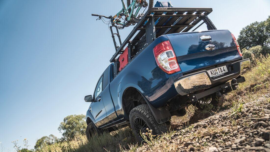 Taubenreuther Ford Ranger Pickup Spezial