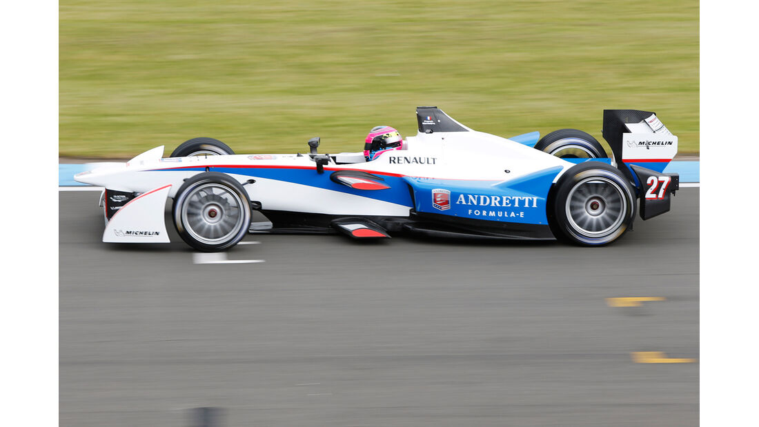 Team Andretti - Formel E 2014