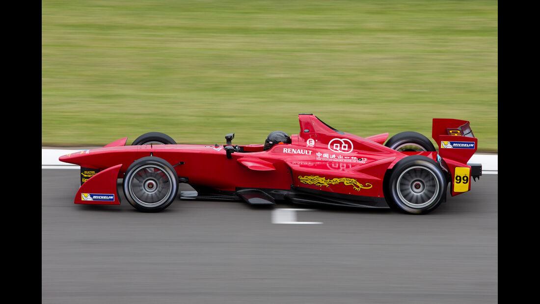 Team China - Formel E 2014
