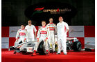 Team Force India 2008