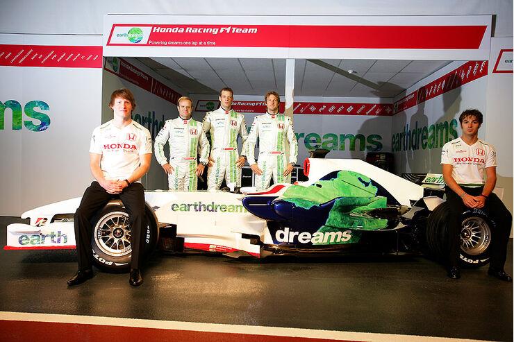 Team Honda 2008