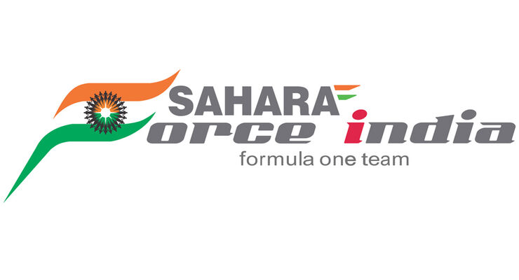 Team Logo Sahara Force India F1 2012