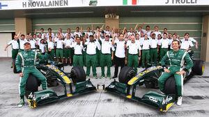 Team Lotus 2010