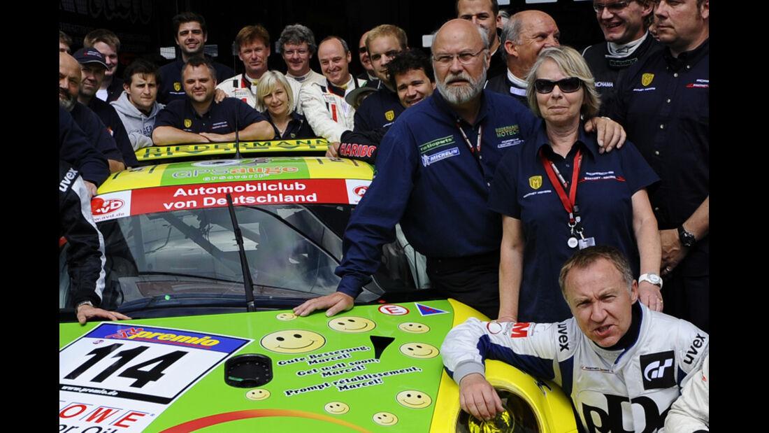 Team Manthey-Porsche